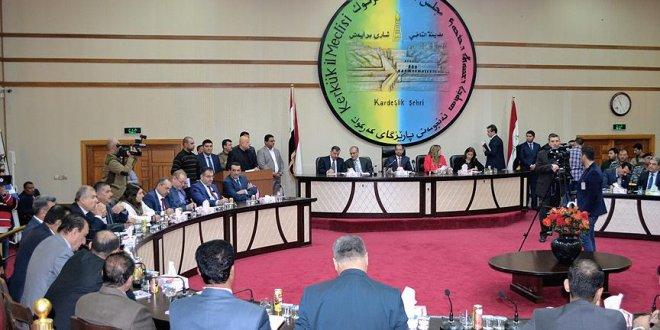 Iraklı vekiller PKK'ya karşı ortak hareket çağrısında bulundu!