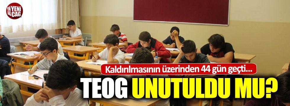 "CHP'li Adıgüzel: ""TEOG unutuldu mu?"""