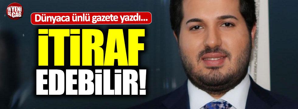 """ABD'den Reza Zarrab iddiası: """"İtiraf edebilir"""""""