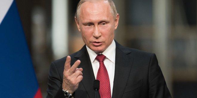 Putin'den Suriye'den çekilme emri