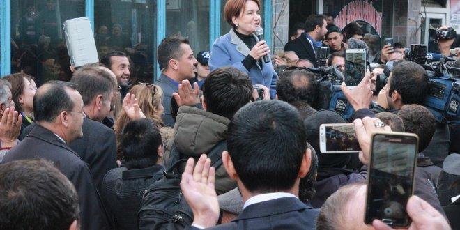 """Sarıkaya: """"Güneydoğu'da Akşener'e büyük teveccüh var"""""""