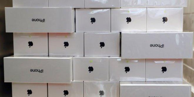 iPhone X sevkiyatı yapan kamyon soyuldu
