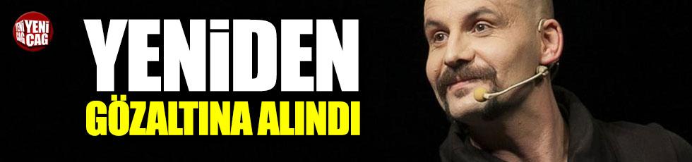 Atalay Demirci yeniden gözaltına alındı