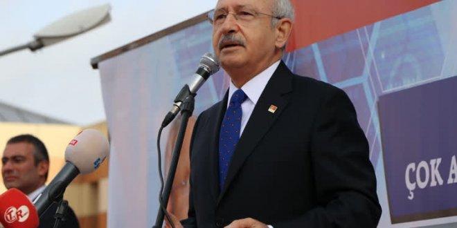 Kılıçdaroğlu'ndan, Erdoğan'a belediye çıkışı
