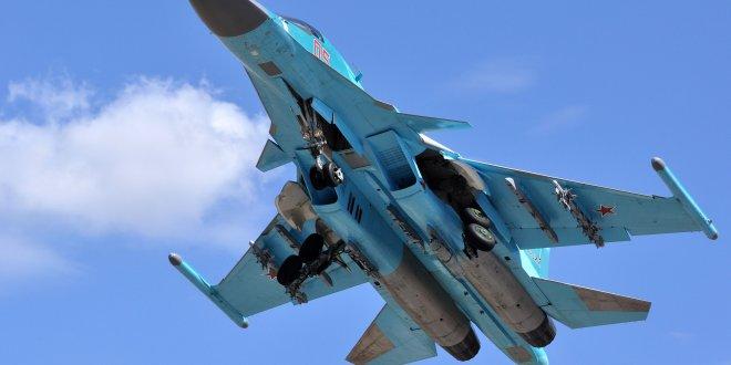 """Rusya: """"Sınırlarımız yakınlarında 14 casus uçak tespit ettik"""""""