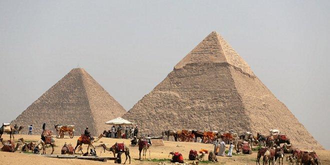 Büyük Piramit'te gizemli bir 'boşluk'