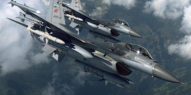 TSK'dan Irak'a hava operasyonu