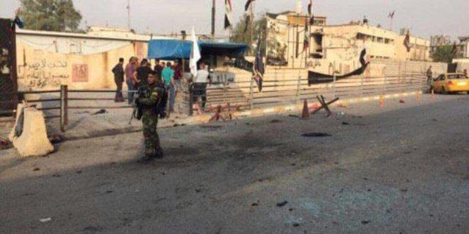 Kerkük'te çifte intihar saldırısı