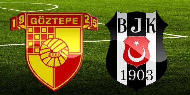 Göztepe Beşiktaş maçı ne zaman saat kaçta oynanacak?