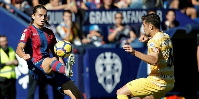 Enes Ünal Levante kariyerine golle başladı