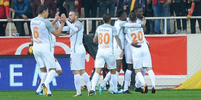 Yeni Malatyaspor 0-2 Medipol Başakşehir