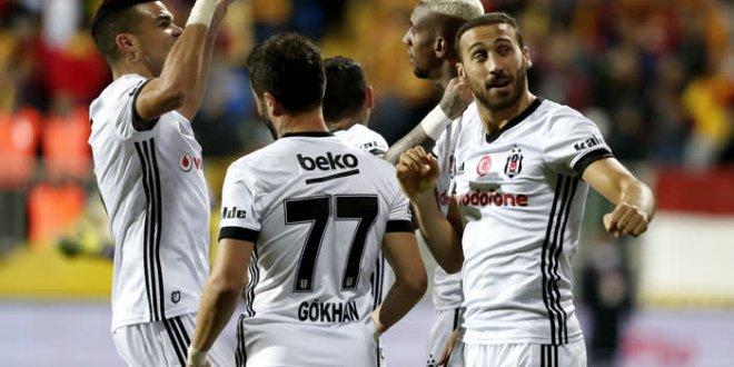 Göztepe Beşiktaş 1-3 (Maç Özeti)