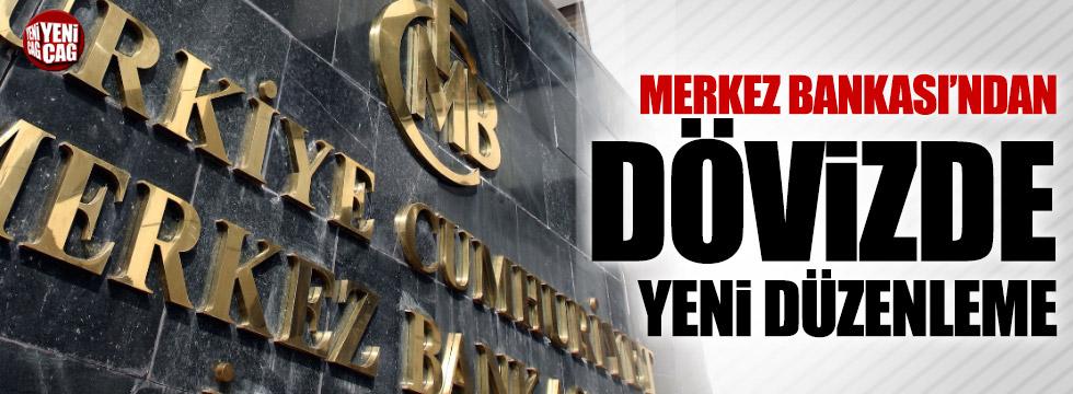 Merkez Bankası'ndan kritik dolar hamlesi