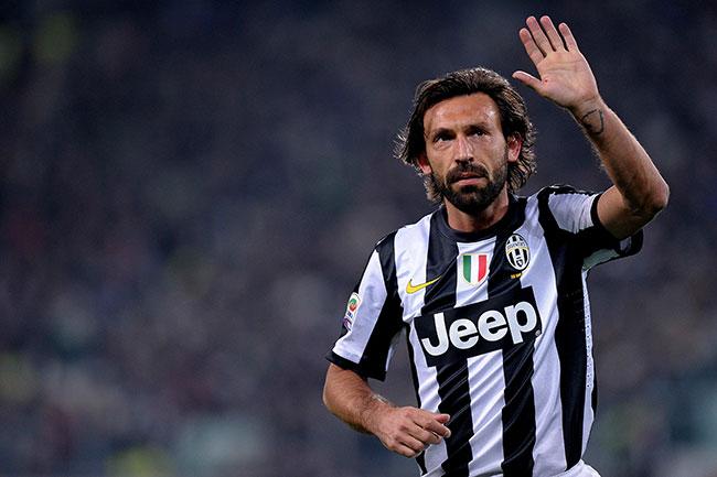 Andrea Pirlo futbola veda etti