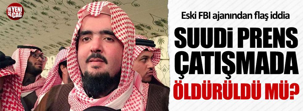 Suudi Prens öldürüldü mü?