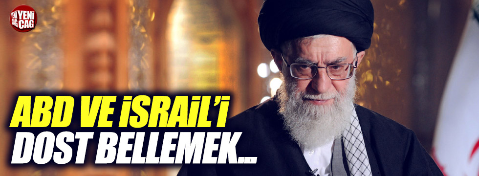 Ruhani'den Suudilere, ABD ve İsrail uyarısı