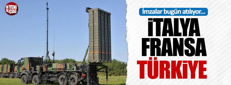 Türkiye'den önemli savunma anlaşması