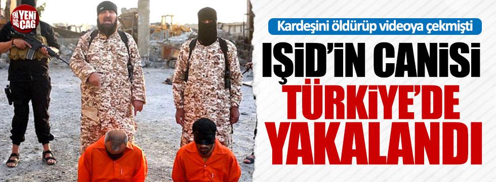 Kardeşini öldüren IŞİD'in infazcısı Kayseri'de yakalandı