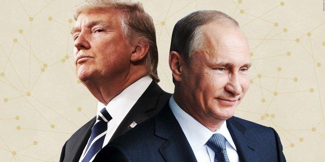 Putin ve Trump'tan sürpriz görüşme