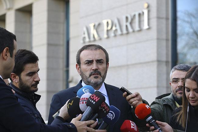 AKP'den seçim barajının düşürülmesiyle ilgili ilk açıklama