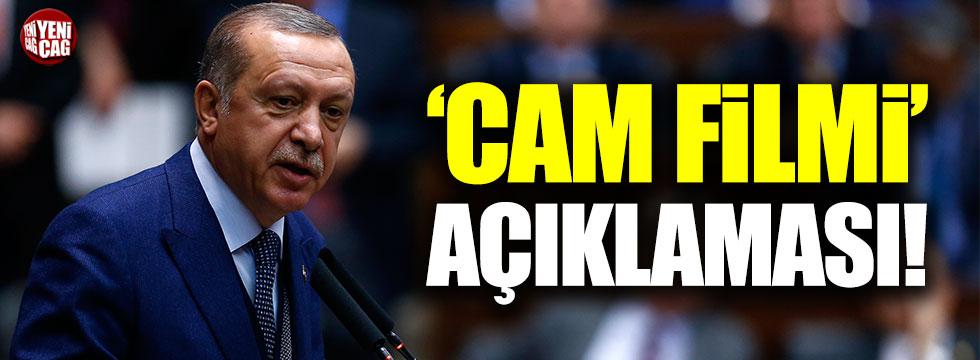 Erdoğan: Cam filmi yasağında yanlış yapıldı