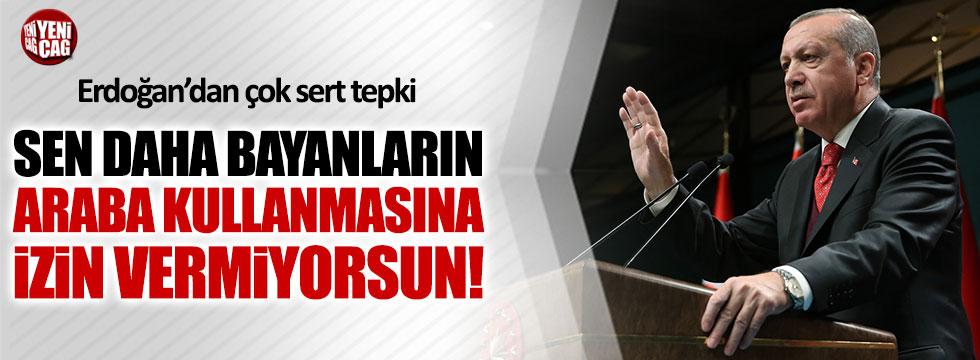 """Erdoğan'dan çok sert """"Ilımlı İslam"""" tepkisi"""