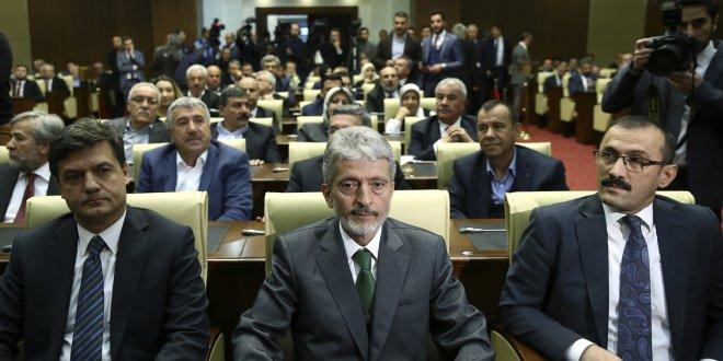 Mustafa Tuna'ya Erdoğan'dan ilk talimat