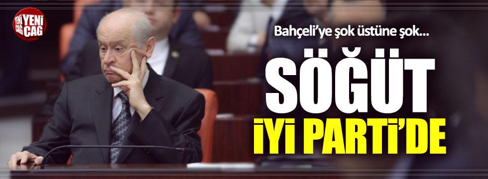 Söğüt Belediye Başkan'ı Halil Aydoğdu İYİ Partiye Geçti