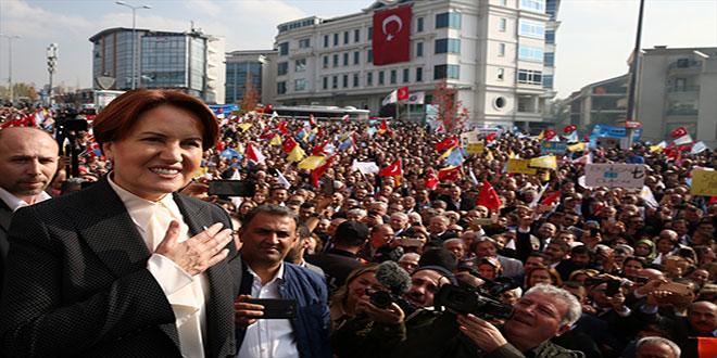 Meral Akşener: Baraj kaygımız yok, yola çıktığımızda erken seçim gelecek