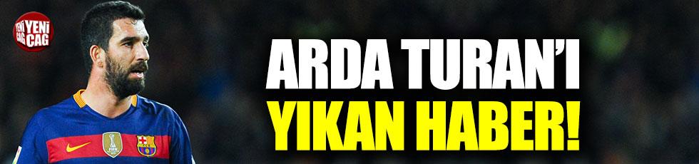 Barcelona Arda Turan'ı satılık listesine koydu