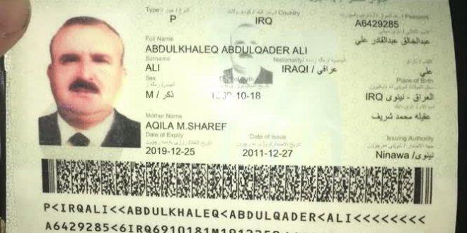 IŞİD'in infazcısı yakalanmadan önce orada saklanmış