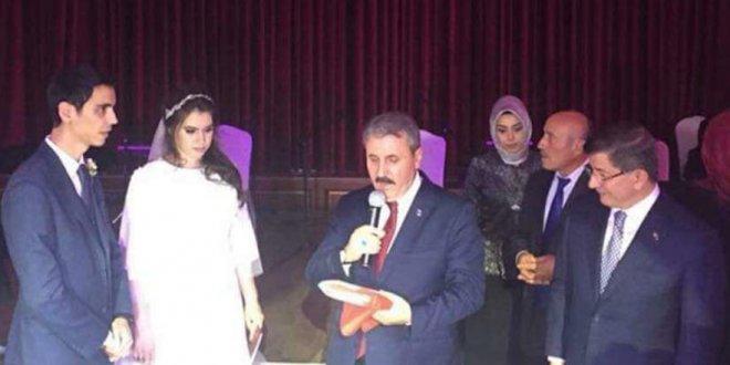 Muhsin Yazıcıoğlu'nun oğlu evlendi