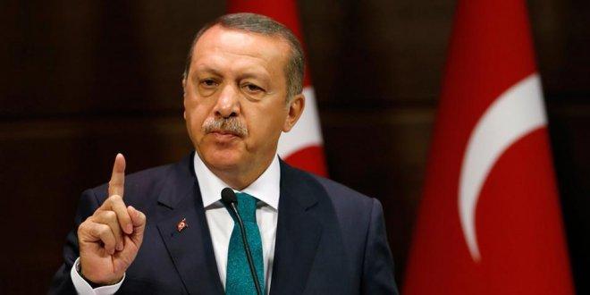 Cumhurbaşkanı Erdoğan'dan yabancı sınırı açıklaması