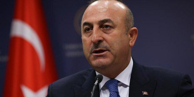 Çavuşoğlu'ndan İran'a başsağlığı telefonu