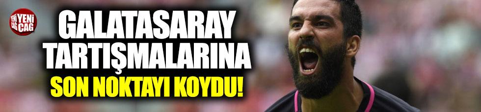 Arda Turan'ın menajerinden Galatasaray açıklaması