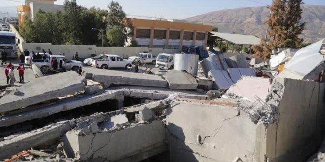 Irak-İran sınırındaki depremde bilanço artıyor