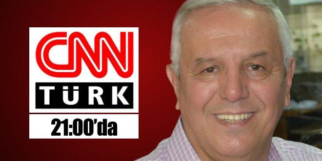 Orhan Uğuroğlu CNN Türk'e konuk oluyor