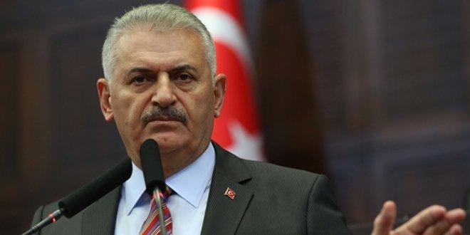 Başbakan Yıldırım'dan Kılıçdaroğlu'na belge yanıtı