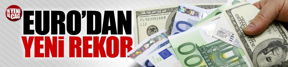 Euro ve dolar ne kadar oldu?