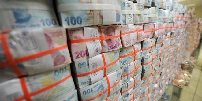 Hazine 3.1 milyar lira borçlandı