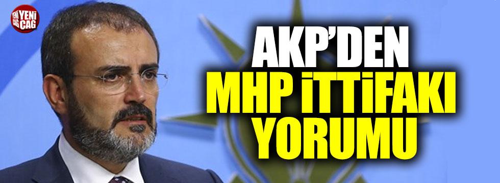 Bahçeli'nin  AKP ile beraberiz çıkışına ilk yorum