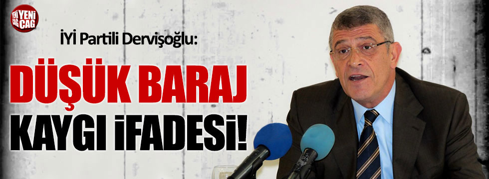 Müsavat Dervişoğlu: Sonsuzakadar sürecek ittifak