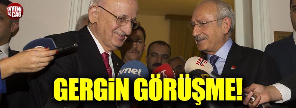 Kılıçdaroğlu'ndan, kendisinden destek isteyen İsmail Kahraman'a tepki