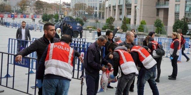İstanbul Adliyesi'nde yoğun güvenlik