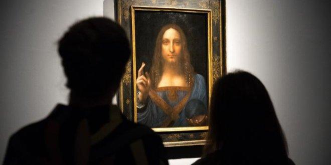 Dünyanın Kurtarıcısı tablosu rekor fiyata satıldı