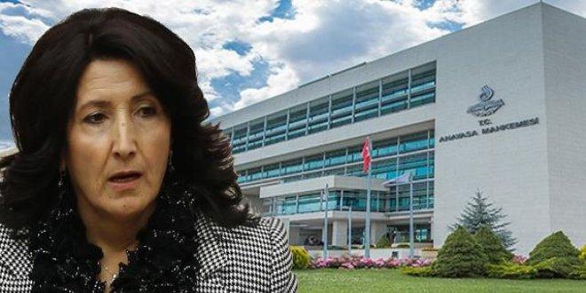 AYM, HDP'li vekilin başvurusunu reddetti