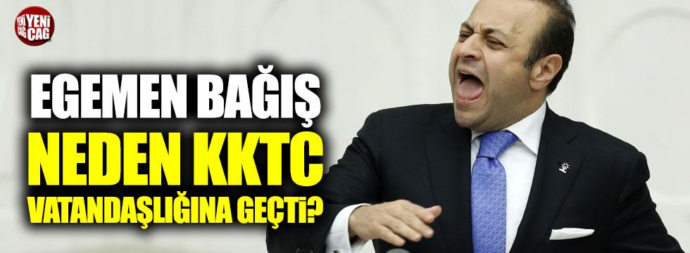 Tanju Özcan'dan Egemen Bağış iddiası