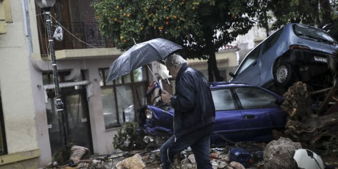 Yunanistan'ı vuran hava İstanbul'a geliyor