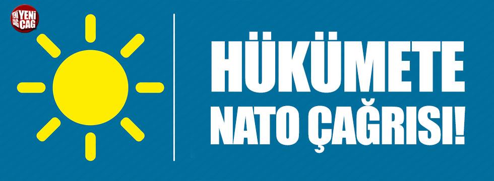 İYİ Parti'den NATO tepkisi