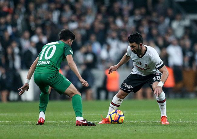 Beşiktaş fırsat tepti